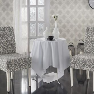 Набор чехлов на стулья (2 шт.) Karna MILANO (натурал)