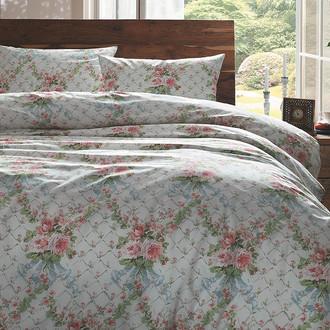 Комплект постельного белья Tivolyo Home CLIVIA хлопковый ранфорс