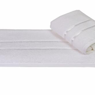 Полотенце для ванной Hobby Home Collection DOLCE хлопковый микрокоттон (белый)