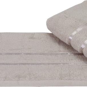 Полотенце для ванной Hobby Home Collection DOLCE хлопковый микрокоттон коричневый 50х90