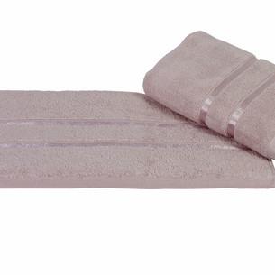 Полотенце для ванной Hobby Home Collection DOLCE хлопковый микрокоттон светло-лиловый 100х150