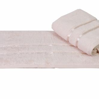 Полотенце для ванной Hobby Home Collection DOLCE хлопковый микрокоттон светло-жёлтый