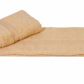 Полотенце для ванной Hobby Home Collection FIRUZE хлопковая махра (жёлтый)