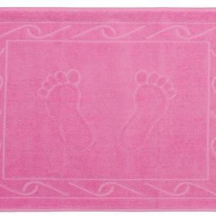 Коврик для ванной Hobby Home Collection HAYAL хлопковая махра розовый 50х70