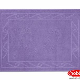 Коврик для ванной Hobby Home Collection HAYAL хлопковая махра лиловый 50х70
