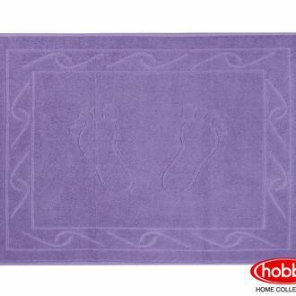 Коврик для ванной Hobby Home Collection HAYAL хлопковая махра (лиловый)
