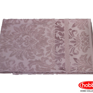 Полотенце для ванной Hobby Home Collection VERSAL хлопковая махра визон 70х140