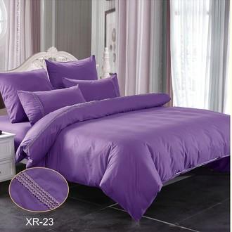 Комплект постельного белья Kingsilk XR-23 хлопковый сатин