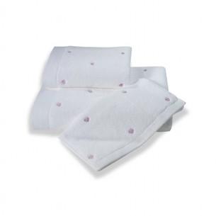 Полотенце для ванной Soft Cotton LOVE микрокоттон фиолетовый 75х150