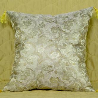Декоративная наволочка Tango 7008-17 искусственный шёлк