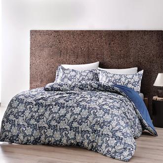 Комплект постельного белья Tivolyo Home ANEMON хлопковый люкс-сатин