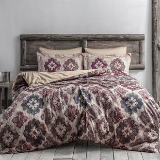 Комплект постельного белья Tivolyo Home ROMANS хлопковый люкс-сатин