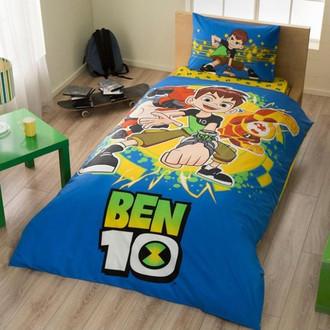 Комплект детского постельного белья TAC BEN 10 хлопковый ранфорс