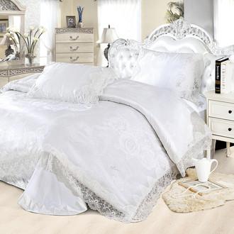 Комплект постельного белья Cristelle BLUE MARINE 33 сатин-жаккард