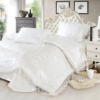 Комплект постельного белья Cristelle BLUE MARINE 40 сатин-жаккард