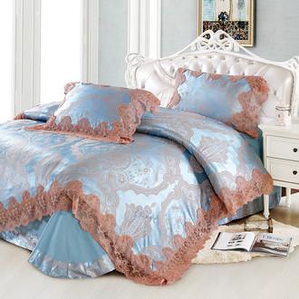 Комплект постельного белья Cristelle BLUE MARINE 39 сатин-жаккард