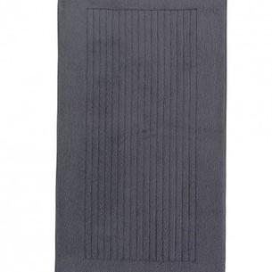 Коврик Soft Cotton LOFT хлопковая махра серый 50х90