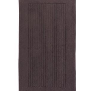 Коврик Soft Cotton LOFT хлопковая махра тёмно-розовый 50х90