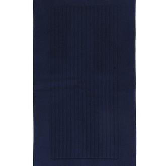 Коврик Soft Cotton LOFT хлопковая махра тёмно-синий
