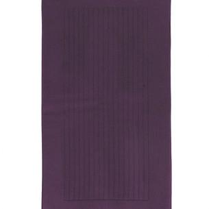 Коврик Soft Cotton LOFT хлопковая махра фиолетовый 50х90