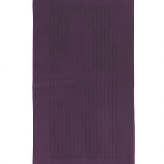 Коврик Soft Cotton LOFT хлопковая махра фиолетовый