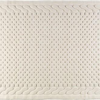 Набор ковриков 2 пр. Gelin Home ERGUVAN хлопковая махра (кремовый)