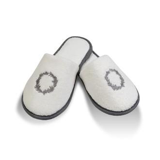 Тапочки Soft Cotton SEHZADE (белый)