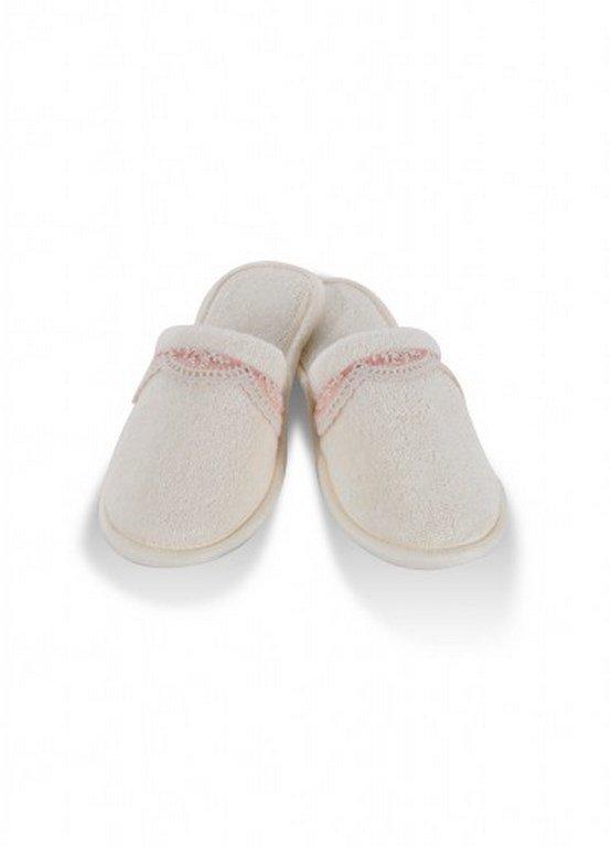 Тапочки женские Soft Cotton BUKET (кремовый) 36-38, фото, фотография