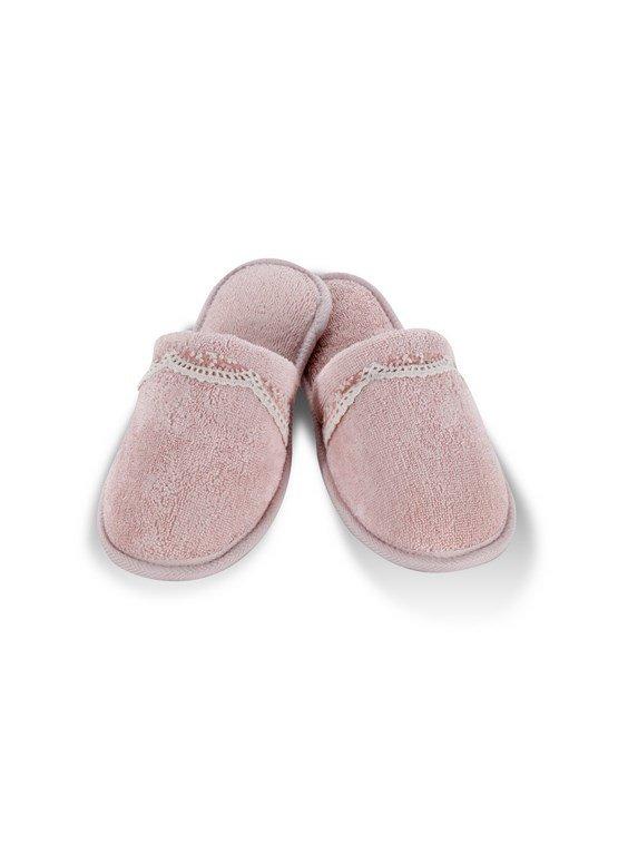 Тапочки женские Soft Cotton BUKET (тёмно-розовый) 36-38, фото, фотография