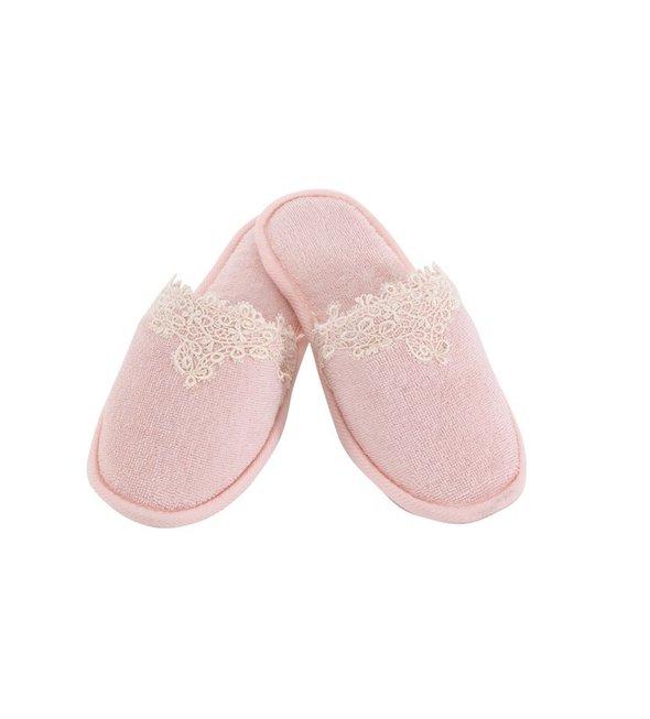 Тапочки женские Soft Cotton DESTAN (тёмно-розовый) 36-38, фото, фотография