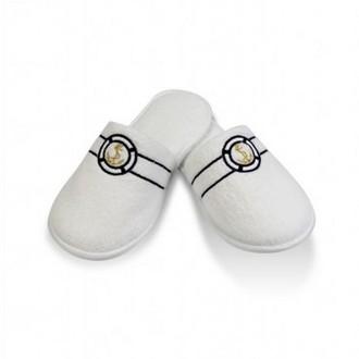 Тапочки мужские Soft Cotton MARINE (белый)