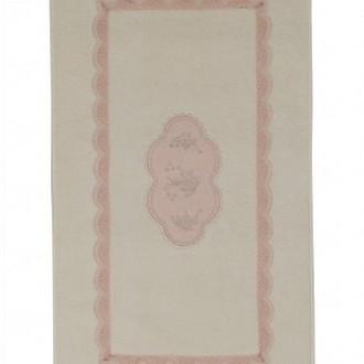 Коврик Soft Cotton BUKET хлопковая махра кремовый
