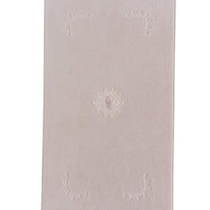 Коврик Soft Cotton DESTAN хлопковая махра пудра 50х90