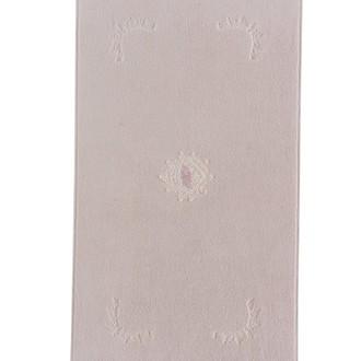 Коврик Soft Cotton DESTAN хлопковая махра (пудра)