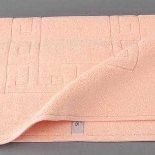 Коврик Soft Cotton GREK хлопковая махра персиковый 50х90