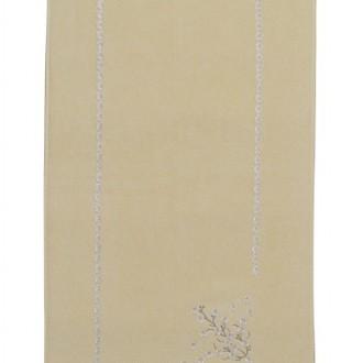 Коврик Soft Cotton HAYAL хлопковая махра (жёлтый)