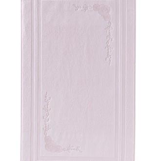 Коврик Soft Cotton MELIS хлопковая махра розовый