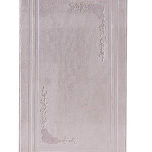 Коврик Soft Cotton MELIS хлопковая махра сиреневый 50х90