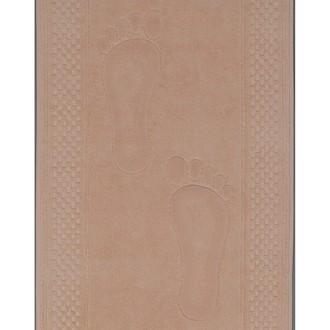 Коврик Soft Cotton STEP хлопковая махра кремовый