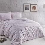 Постельное белье TAC HAPPY DAYS CASTILLO хлопковый сатин лиловый 1,5 спальный, фото, фотография