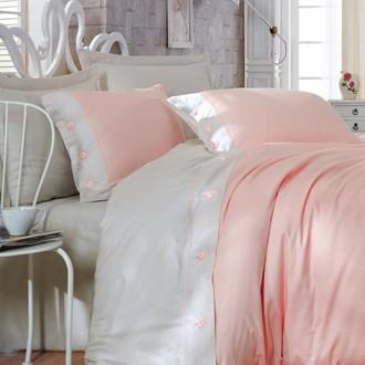 Комплект постельного белья Cotton Box FASHION LINE хлопковый сатин делюкс (пудра)
