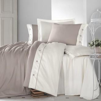 Комплект постельного белья Cotton Box FASHION LINE хлопковый сатин делюкс (бежевый)