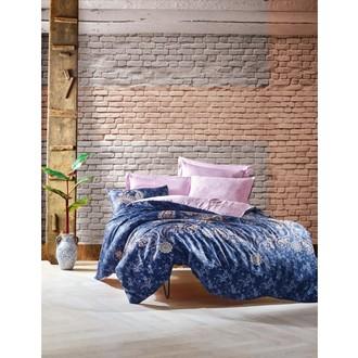 Комплект постельного белья Cotton Box SATEN ELITA хлопковый сатин (лиловый)