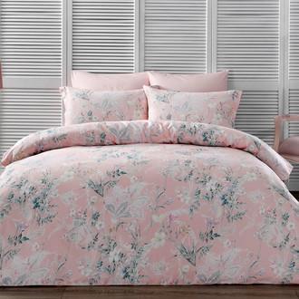 Комплект постельного белья Tivolyo Home HENA хлопковый люкс-сатин