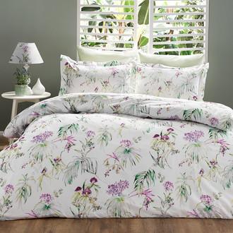 Комплект постельного белья Tivolyo Home NORA хлопковый люкс-сатин