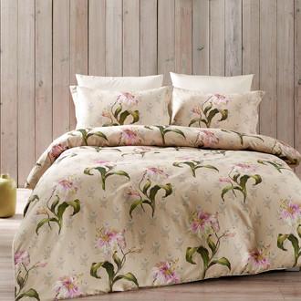 Комплект постельного белья Tivolyo Home STELLA хлопковый люкс-сатин