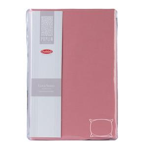 Набор наволочек 2 шт. Hobby Home Collection GOLD хлопковый поплин розовый 50х70