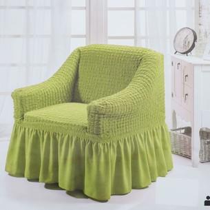 Чехол на кресло Bulsan BURUMCUK зелёный
