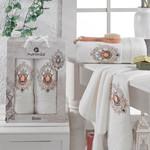 Набор полотенец для ванной 50х80, 70х130 Merzuka BOSS 8004 хлопковая махра 07, фото, фотография
