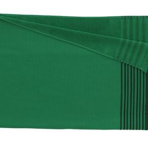 Полотенце-палантин пештемаль Buldan's IBIZA хлопок зелёный 90х160